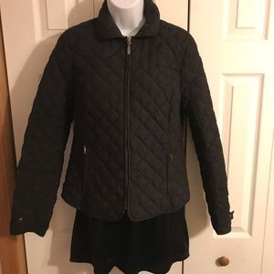 Women's light weight quilted jacket